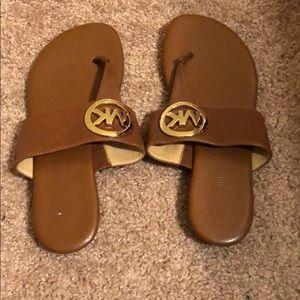 Michael Kors Thong Strap Sandals